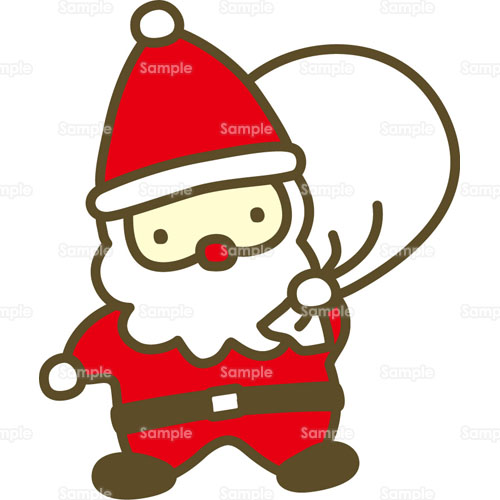 サンタクロースの画像 p1_8