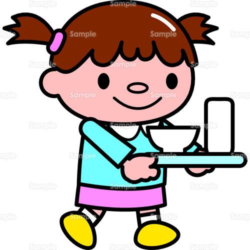 イラスト - こども,給食,幼稚園 ... : 桜 飾り : すべての講義