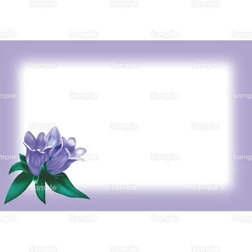 花のイラスト(No.105_0069) ダウンロード