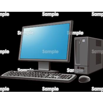 コンパクトpc のテンプレート 素材 無料ダウンロード ビジネス