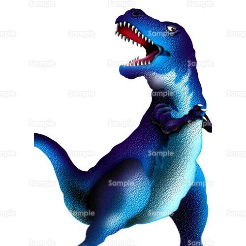 ティラノザウルス恐竜のイラスト0060040 クリエーターズスクウェア