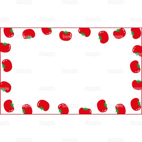 トマト野菜のイラスト0170036 クリエーターズスクウェア