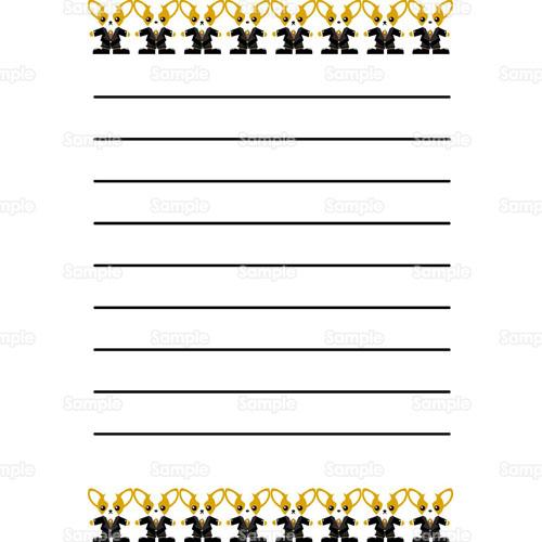 いぬメッセージレターセット手紙犬のイラスト0370001