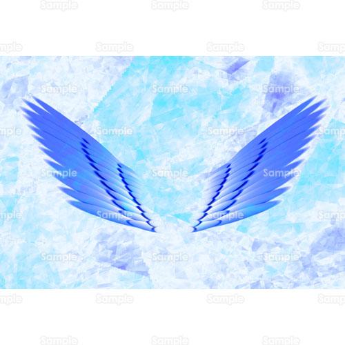 翼羽根のイラスト0690237 クリエーターズスクウェア