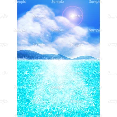 海山のイラスト0940126 クリエーターズスクウェア