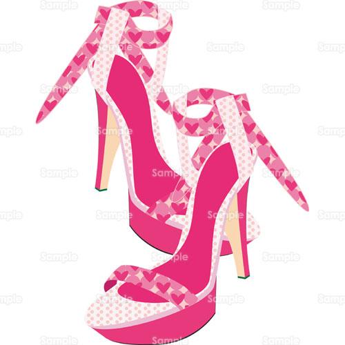 生活;サンダル,靴,くつ,ヒール,