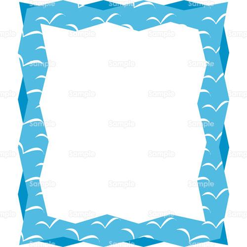 海かもめのイラスト1050305 クリエーターズスクウェア