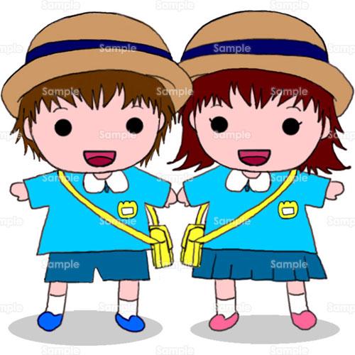 こども 男の子 女の子 幼稚園 保育園 のイラスト 154 0013 クリエーターズスクウェア