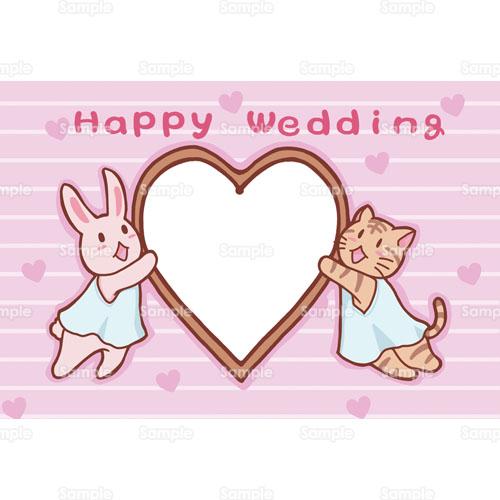 お祝い結婚祝いのイラスト1610119 クリエーターズスクウェア