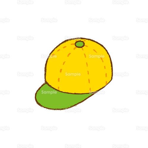 帽子野球帽キャップ男の子のイラスト2020058 クリエーターズ