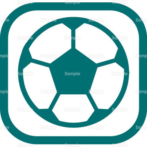 サッカーサッカーボールのイラスト2100120 クリエーターズスクウェア