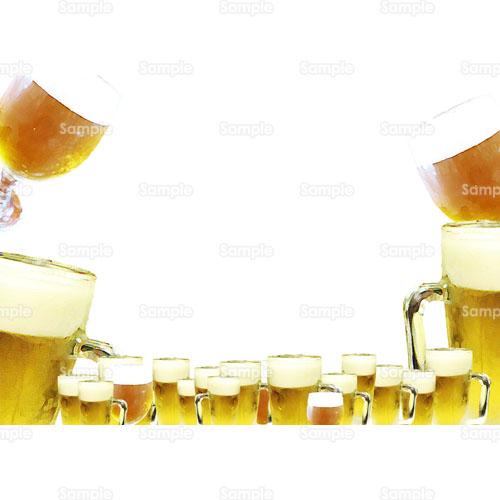 ビール生ビールビアガーデン忘年会ジョッキグラス歓迎会