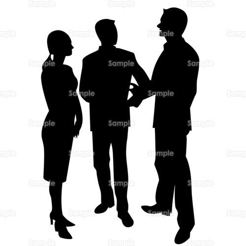 会議打ち合わせ相談ディスカッションミーティングビジネスマン