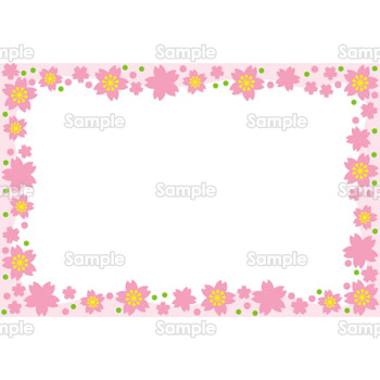 無料 一筆箋 無料 ダウンロード : 桜のイラスト(937) | 花歳時記 ...